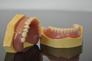 NHS Bronze dentures 6