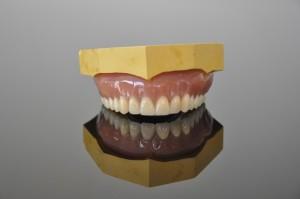 NHS Bronze dentures 8